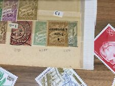 MONACO stamps RARE 1fr on 50c 1925 ++ and loose12 mco