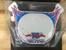 Old School BMX ZERONINE 15th ANNIVERSARY PLATE.    (NOS)