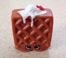 NEW Shopkins Season 2 Moose Toys Rare #2-057 Brown Waffle Sue