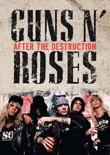 Guns 'N' Roses: After the Destruction DVD (2014) Guns N' Roses ***NEW***