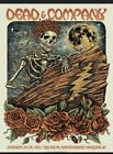 Dead And Company Red Rocks Event Poster 2021 Bob Weir John Mayer