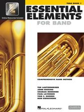 New Essential Elements for Band: Tuba Book 1 & OLA - Comprehensive Band Method