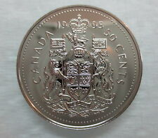 1995 CANADA 50 CENTS PROOF-LIKE COIN