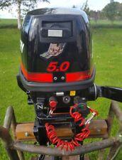 Bootsmotor Aussenborder Aussenmotor MERCURY 5 PS 4 TAKT Motor Motorboot !!!