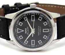 HMT genuine Pilot hand winding men steel vintage watch run order A1