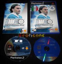 TIF THIS IS FOOTBALL 2003 Ps2 Versione Italiana 1ª Edizione »»»»» COMPLETO