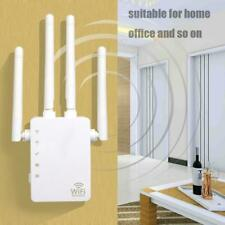 AC 1200Mbps Wireless WiFi WLAN Repeater Dual Band Extender Router mit 4 Antenne
