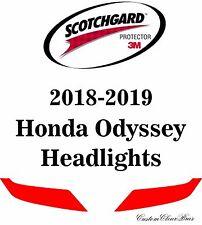 3M Scotchgard Paint Protection Film Clear Bra Pre-Cut 2018 2019 Honda Odyssey