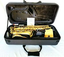 Jean Paul AS400 Student Alto Saxophone with Carrying Case