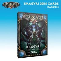 Dark Age: Dragyri Card Pack 2016 - DAG0813