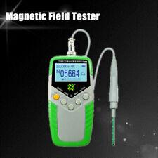 Surface Magnetic Field Tester Tesla Meter Gaussmeter 0 2400mt Didital Td8620