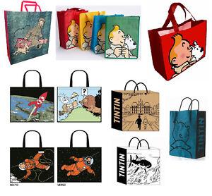 Tim & Struppi Taschen ✅ Tintin bags ➤ Original Moulinsart  ➤ Jetzt Bestellen!