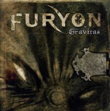 Furyon - Gravitas - Furyon CD PROMO - METAL HAMMER CARD SLEEVE - VGC