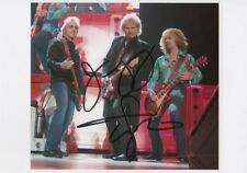 """Tommy Shaw & James Young """"Styx"""" AUTOGRAPHES signed 13x18 cm image"""