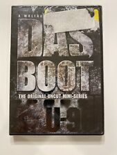 Das Boot - The Original Uncut Mini-Series New Dvd, Sealed