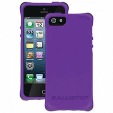 Ballistic LS LifeStyle Smooth Case - Purple For iPhone SE 5S 5