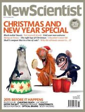 Scientist Magazine 20th Dec 2014 Buy Any 6 Issues for