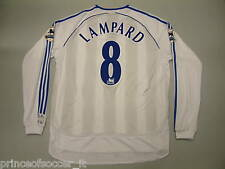 LAMPARD CHELSEA AWAY match issued ML-LS 2006-2007