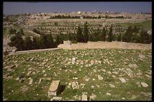 122015 Cemetary ebraico sul monte degli Ulivi, trascurando la città vecchia A4 Photo Prin
