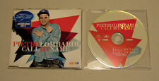 Maxi Single CD Pietro Lombardi - Call my Name  2011  2.Tracks Rar DSDS