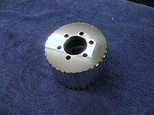 """NEW 1/2"""" Pitch 35 Tooth Blower Supercharger Pulley SNOUT  GASSER CHEVY 671 471"""