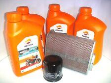 Kit Inspección Aceite REPSOL Sintético 10W-40 Honda CB 1000F Big 1 1995