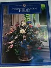 Country Garden Florals Book Beginner Easy Floral Arrangement Projects 48 Pages