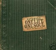 GOTTHARD-One life,one soul   Best of Ballads     AOR CD