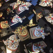 Huge Bulk Lot - 95 Pins - WDW Monorail ROSEMARY Name Pin FAB 4 Disney Pin 15004