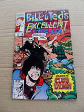 Bill & Ted's Exellent Comic Book 2 .(Movie)  SIGNED . Marvel 1992 .FN / VF