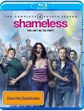 Shameless : Season 4 (Blu-ray, 2014, 2-Disc Set)