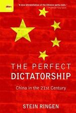 THE PERFECT DICTATORSHIP - RINGEN, STEIN - NEW PAPERBACK BOOK