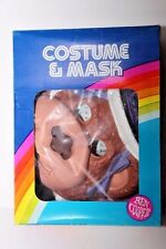 """1985 Furskins Mask and Costume """"Lila Claire"""" Ben Cooper"""