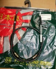 TOYOTA COROLLA 6/97-02/2000 LEFT HAND REAR HANDBRAKE CABLE (WITH REAR DISCS)