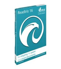 ReadIRIS Pro 16 OCR Electronic Download ESD