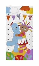 Official In The Night Garden Igle Pigle Upsy Daisy 100% Cotton Kids Beach Towel