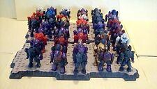 Mega Blocks Minifig Figure Halo Spartans Alien Space Soldier Random Lot of 1