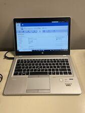 HP Elitebook Folio 9470m 14in. (180GB, Intel Core i5-3427u CPU., 1.8GHz, 8GB) No