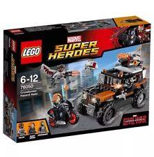 LEGO 76050 MARVEL SUPER HEROES CROSSBONES HAZARD HEIST