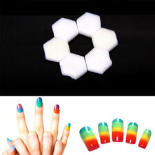 80 Pcs Nail Wipes Fibreless Sponges Disposable For Acrylics Wraps UV Gels Gentle