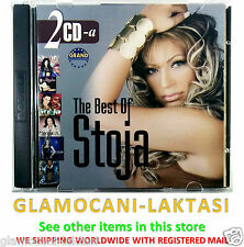 2CD STOJA THE BEST OF compilation 2008 grand production narodna srbija hrvatska