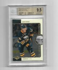 2015-16 SP AUTHENTIC RETRO JACK EICHEL BGS 9.5-9.5-9.5-9 ROOKIE RC