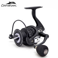 CAMEKOON BKK Series Spinning Reel 5.2:1 Gear Ratio Lightweight Carp Fishing Reel