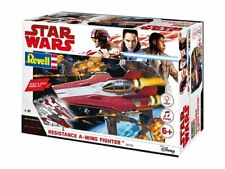REVELL 06759 - STAR WARS - BUILD & PLAY - RESISTANCE A-WING FIGHTER (RED) - NEU