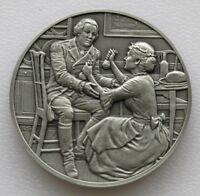 DAR Medal - ELIZABETH MAXWELL STEELE Revolutionary War