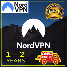 Nord VPN ACCOUNT 2 YEARS ?? FAST DELIVERY ?? FAST VPN ? WITH WARRANTY ??