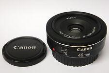 Canon EF 2,8 / 40  mm STM Objektiv für EOS gebraucht