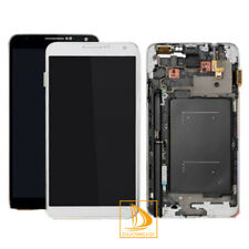 LCD Samsung Galaxy Note 3 N9005 N900T Touch Screen Display Digitizer Frame Parts
