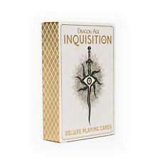 DRAGON AGE: INQUISITION PLAYING CARDS Promo Rare Brand New