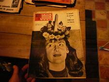 magazine hebdomadaire NUIT ET JOUR  n°120 1947